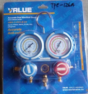 MANIFOLD VALUE R22